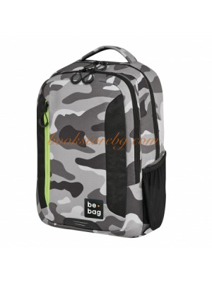 УЧЕНИЧЕСКА РАНИЦА HERLITZ BE.BAG BE. ADVENTURER CAMOUFLAGE