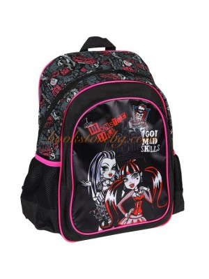 Детска раница Monster High за момиче