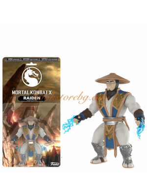 ЕКШЪН ФИГУРА  FUNKO POP GAMES: MORTAL KOMBAT – RAIDEN