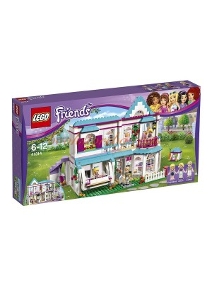 LEGO FRIENDS - КЪЩАТА НА STEPHANIE 41314