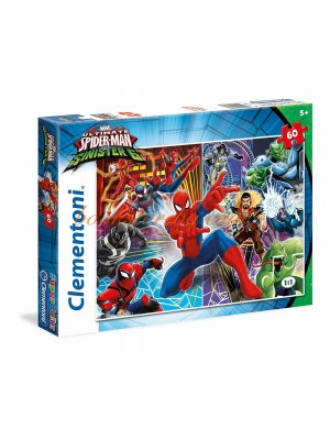 Пъзел 60 части Ultimate Spider-man vs The Sinister 6